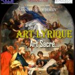 Art lyrique, art sacré 20/11/2016